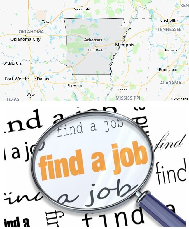 Search Jobs in Arkansas