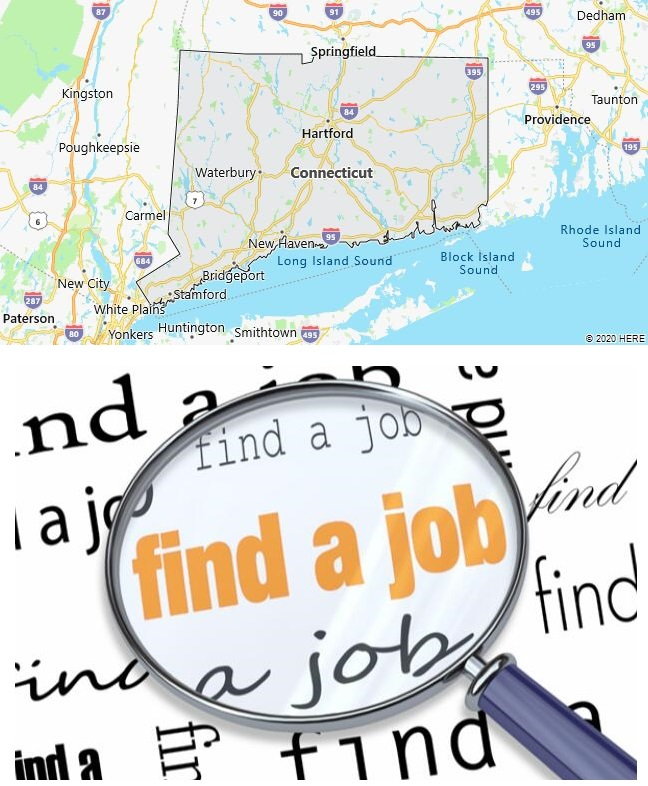 Search Jobs in Connecticut