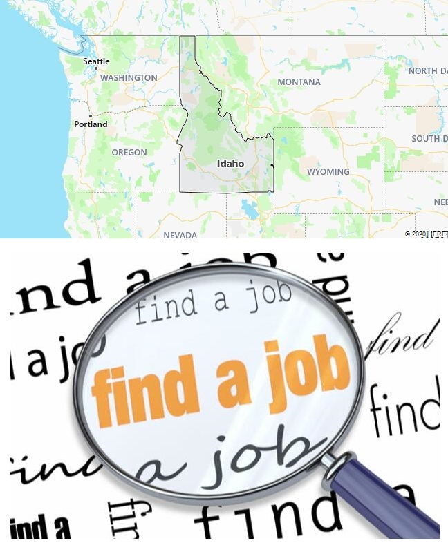 Search Jobs in Idaho