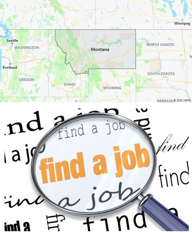 Search Jobs in Montana