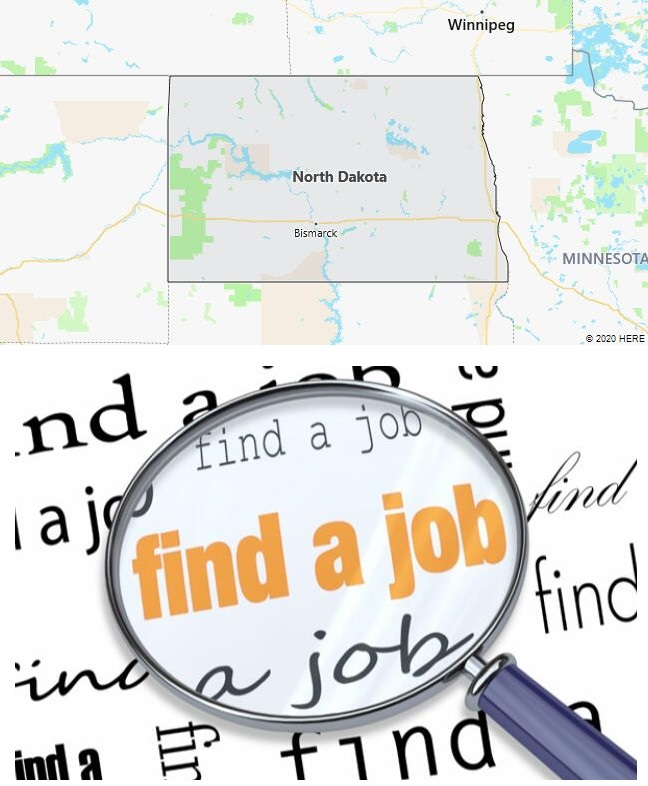 Search Jobs in North Dakota