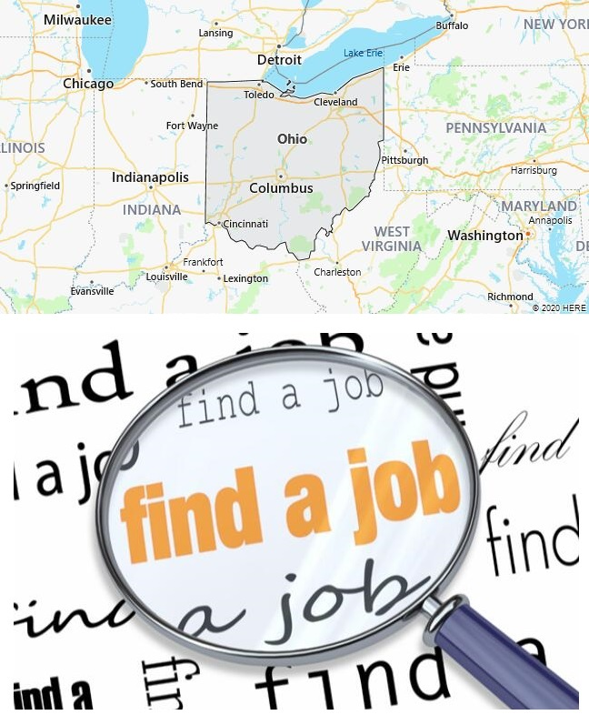 Search Jobs in Ohio