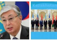 Kazakhstan Foreign Policy