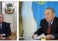 Leader of Kazakhstan
